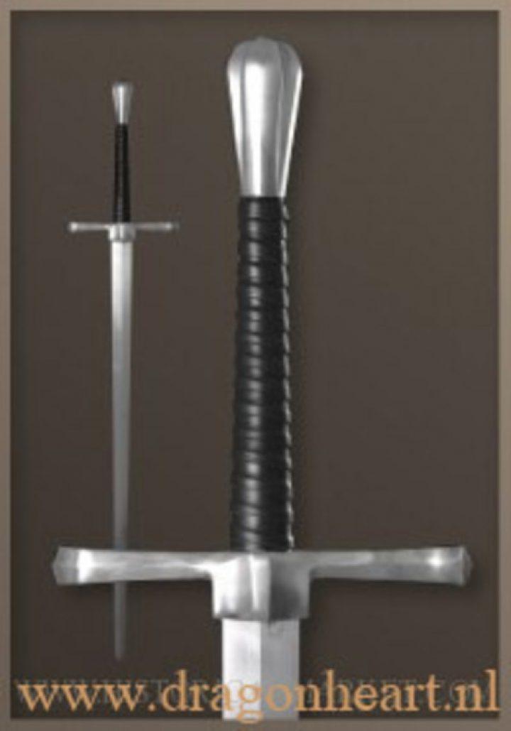 15e eeuws Middeleeuws zwaard