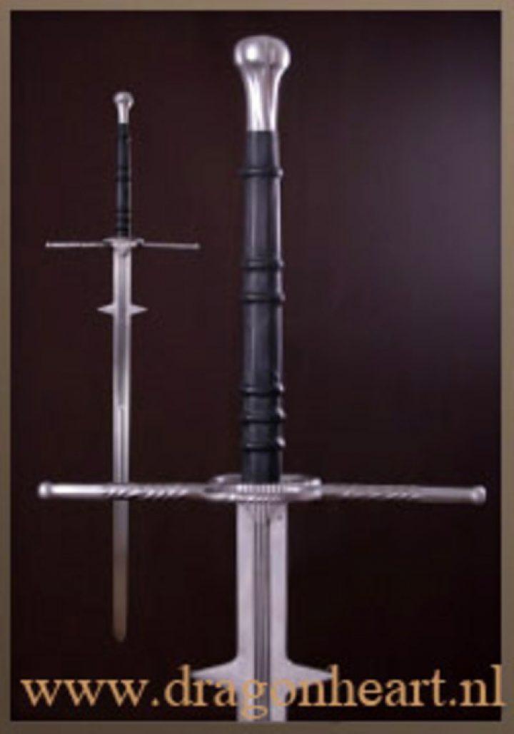 2 hand zwaard laat 15e eeuw