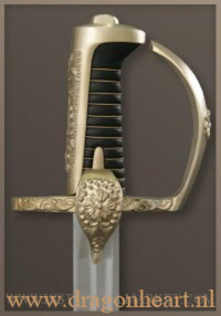 Huzaren Sabel laat 17 eeuws
