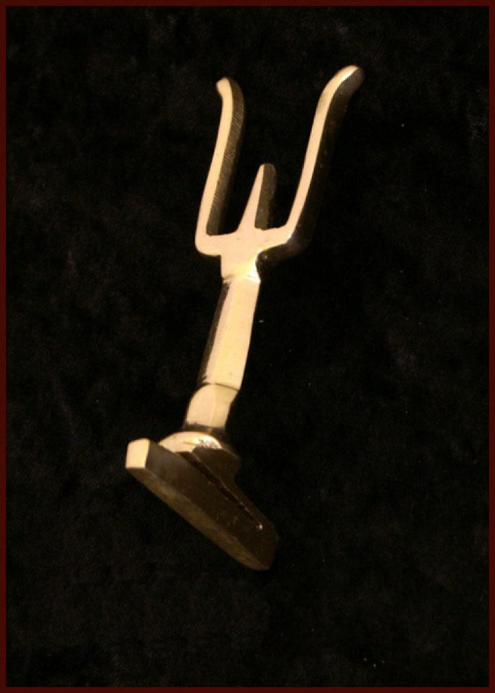 Houder voor metalen-pluimen (Optio)