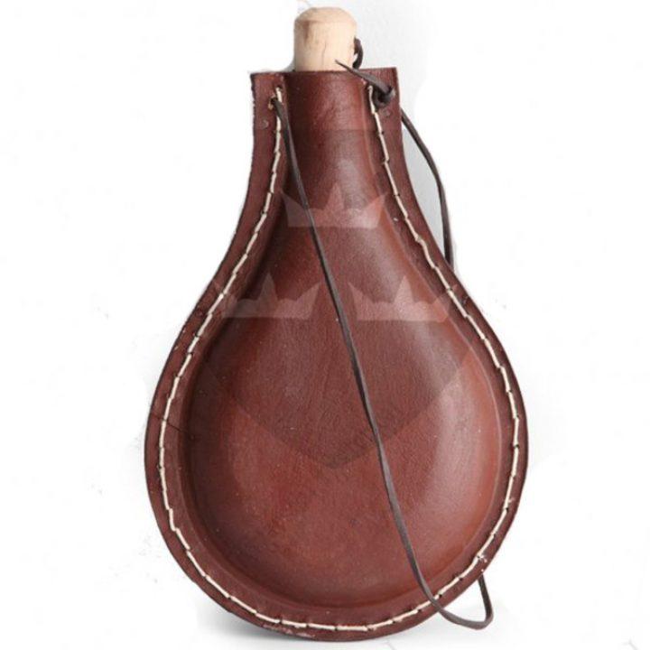 Wasserflasche Buffelleder HVMH-MI0802