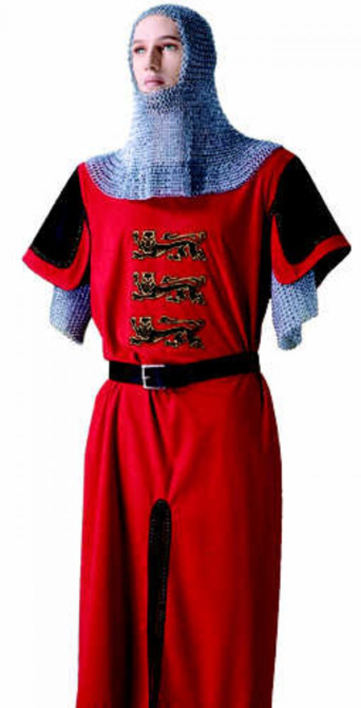 King Richard the Lion Heart Tunic DHK-1526