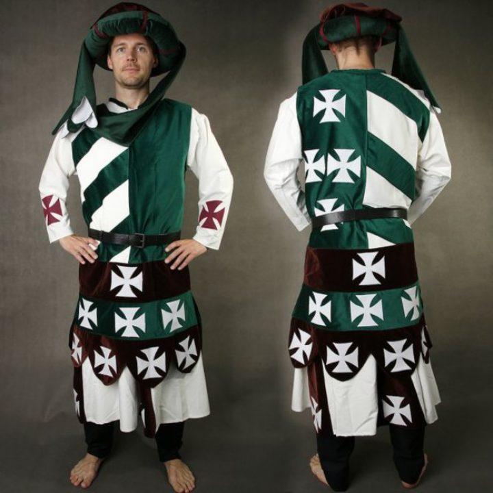 Middeleeuws Kostuum HVMNA-9321