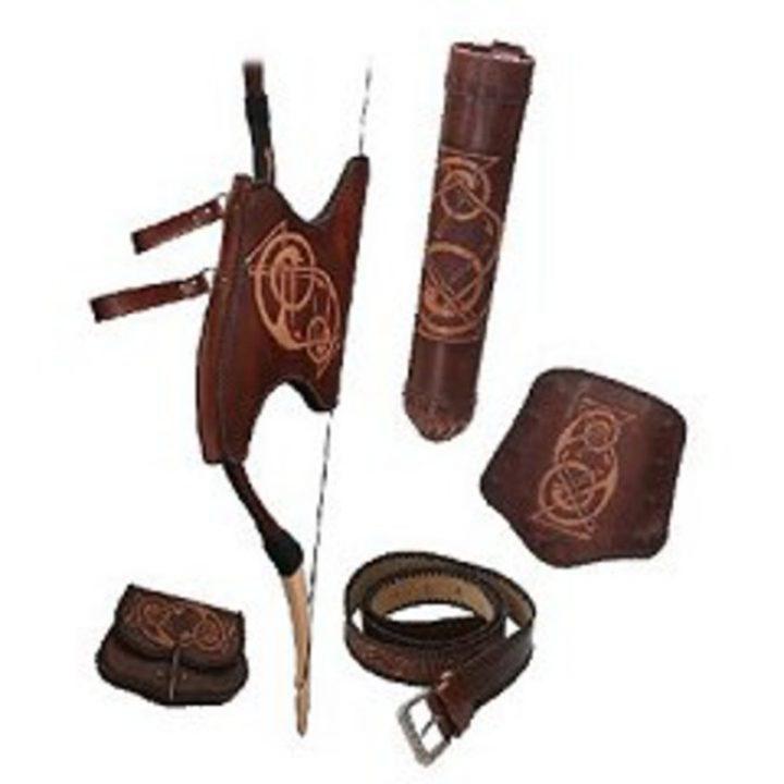 Keltische Ruiterboog tassen set