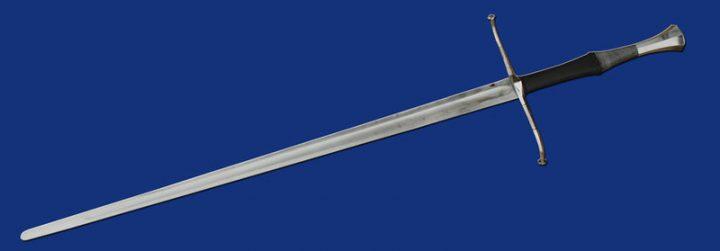 Gotisch 1.5 hand zwaard XIV-XVI