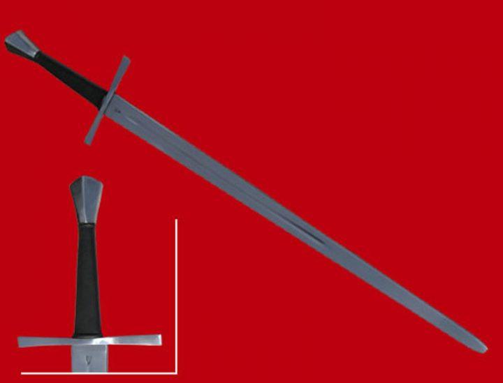 Gotisch 1.5 hand zwaard XV