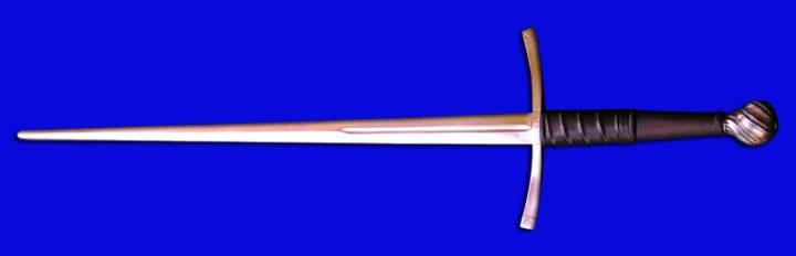 Mittelalter Anderthalbhänder Schaukampf Schwert 15Jh-16Jh. 