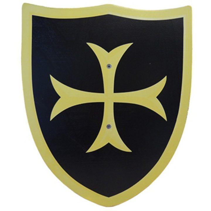 Ridder Schild met kruis