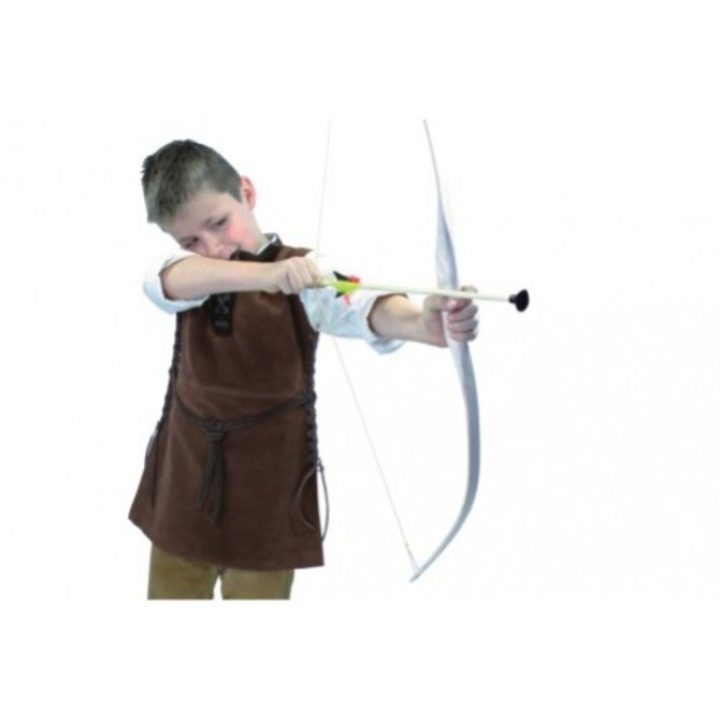 Robin-Hood Leder Hemd fur kinder