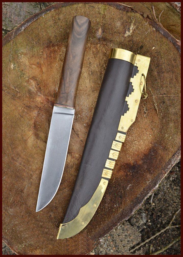 Viking Sax walnoot handvest 28 cm
