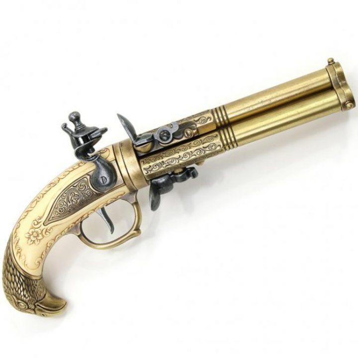 Steinschlospistole HSD-64145