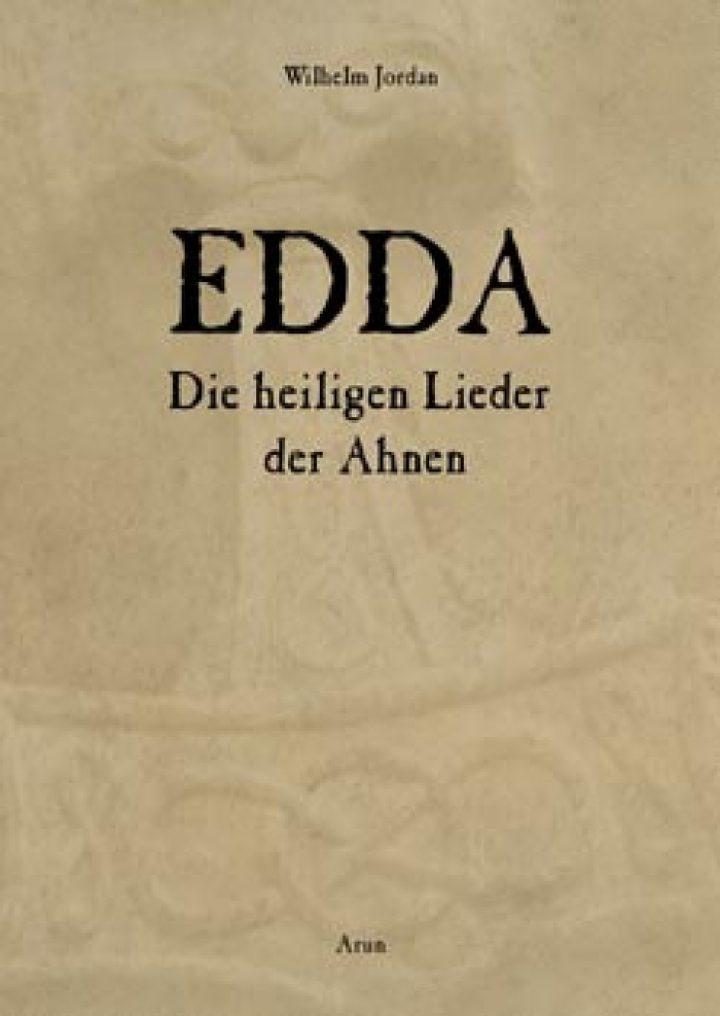 Die Edda - Wilhelm Jordan (Ubersetzer) DHBM-2239581033
