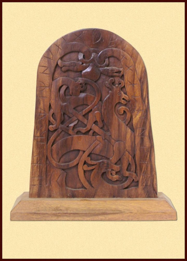 Rune Stone DHBM-1504081126