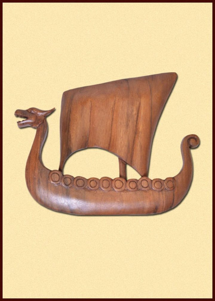 Viking Drakenboot