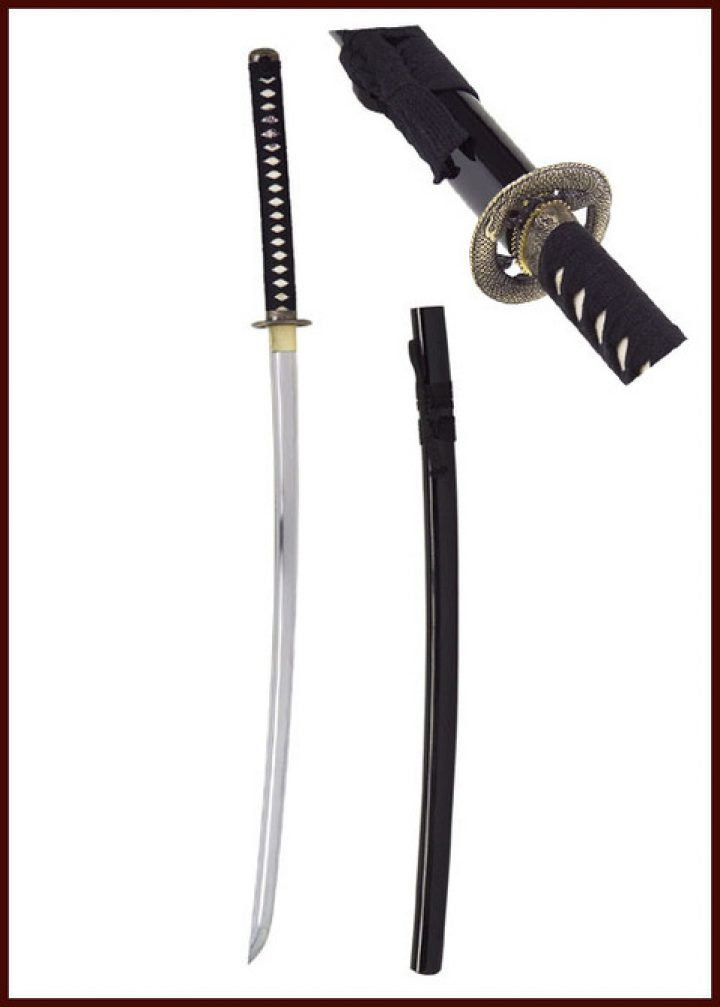 John Lee Katana Dragon Katana HSD-85700