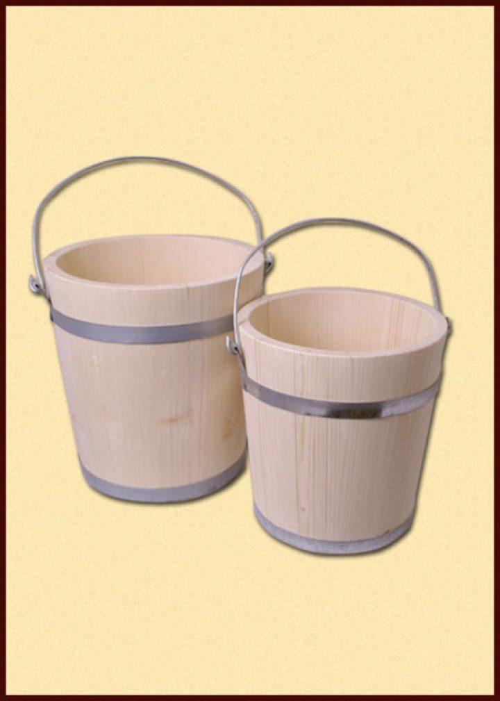 Holz Eimer 10 liter dhbm-1540251110