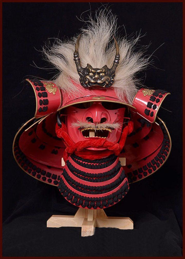 Kabuto Helm des Takeda Shingen
