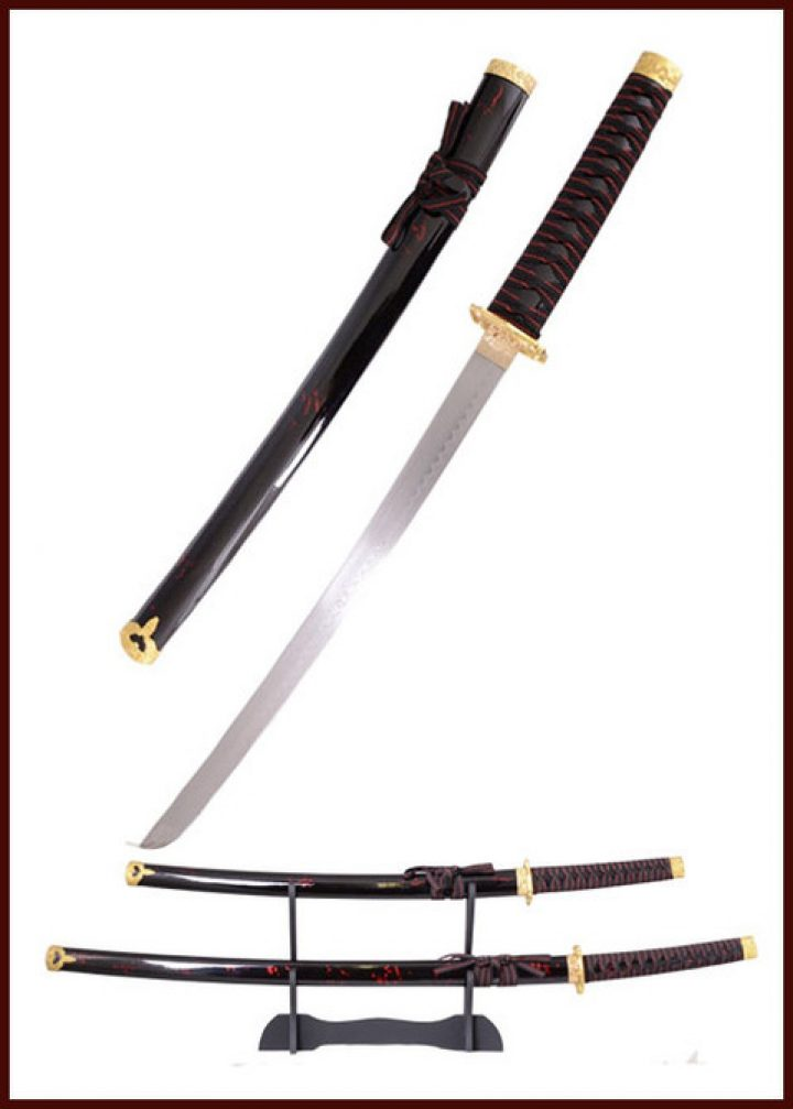 Samuraischwerter Set