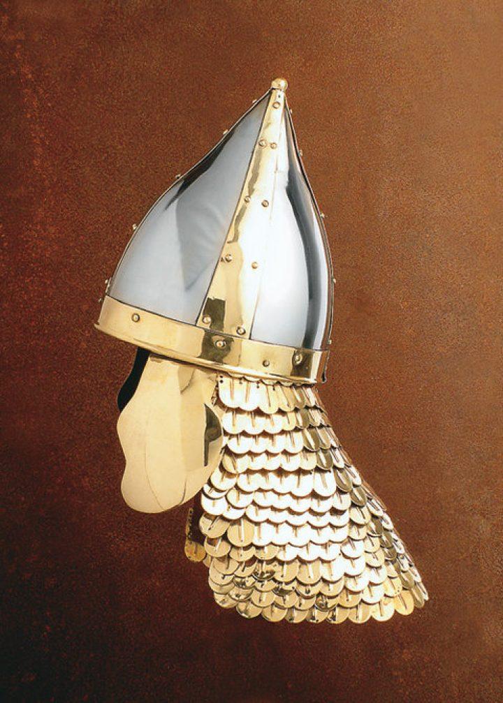 Roman Archer's helmet