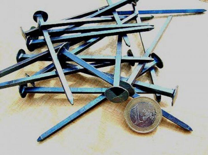 Middeleeuwse Spijker 70mm (10stuks)
