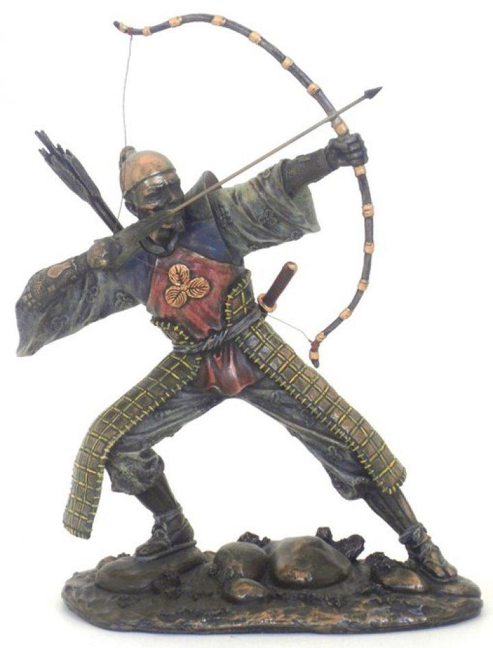 Samurai met RuiterboogIF-SR-71593