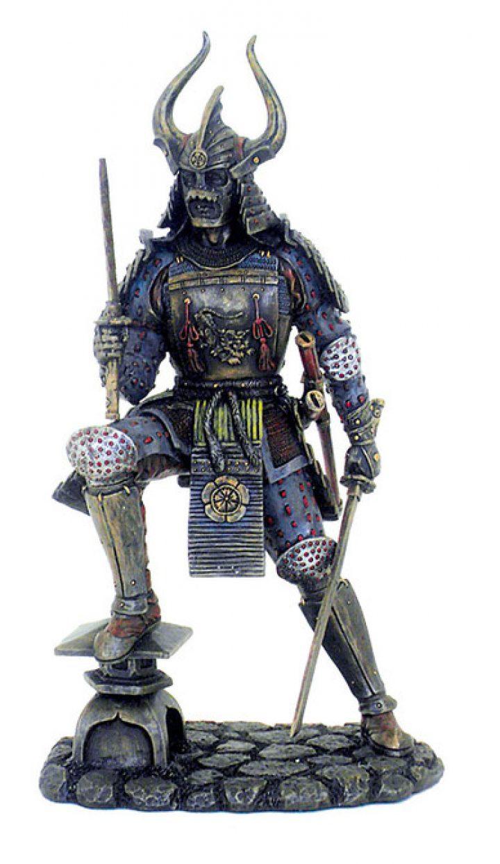 Samurai met katana IF-SR-71594