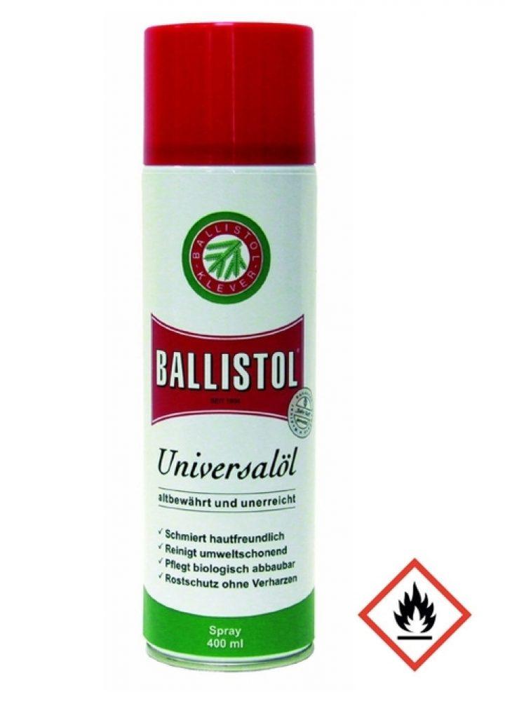 Ballistol Universeel olie 400ml.