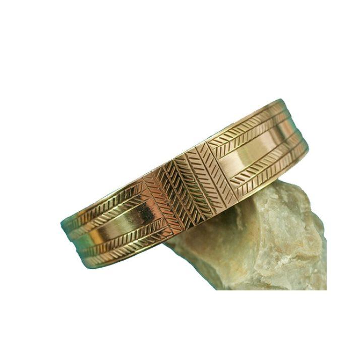 Viking Gotland Armband Replika Brons ca.17cm