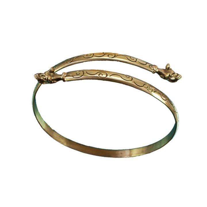 Viking Bovenarm Armband Brons