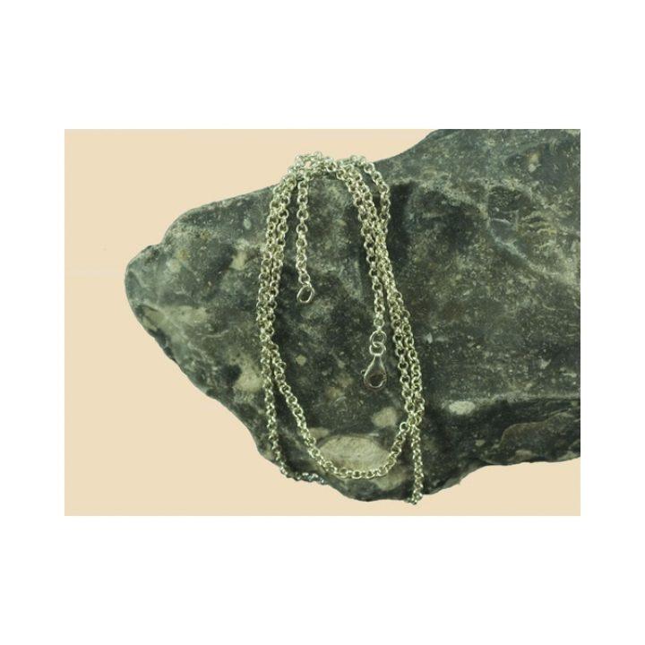 Wikinger Erbskette 55 cm 925er Silber