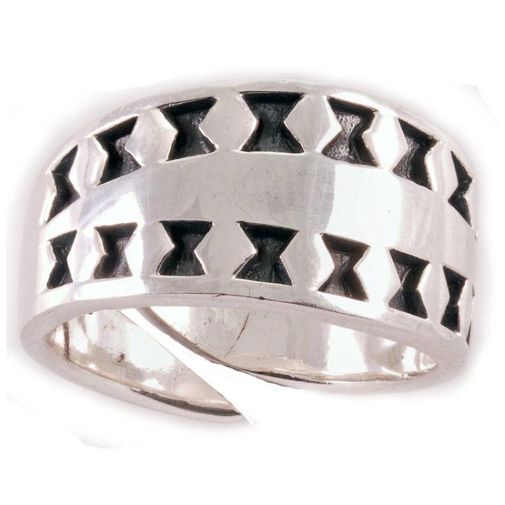 Replic. Wikinger Ring Silber Gross