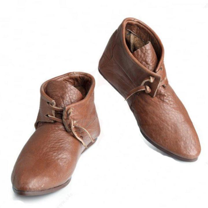 Mittelalter Schuhe 15Jh.