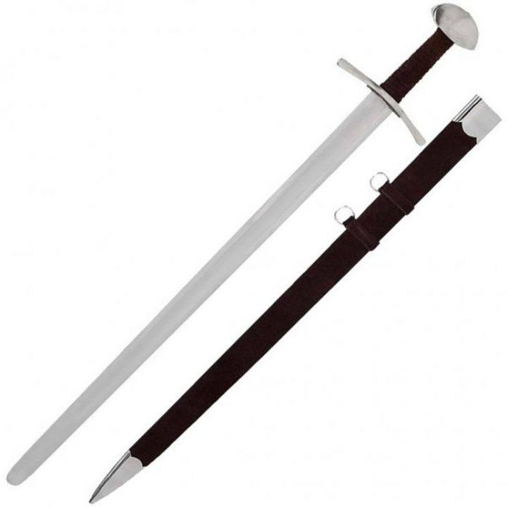 Mittelalter Einhander Schaukampf Schwert 11Jh.