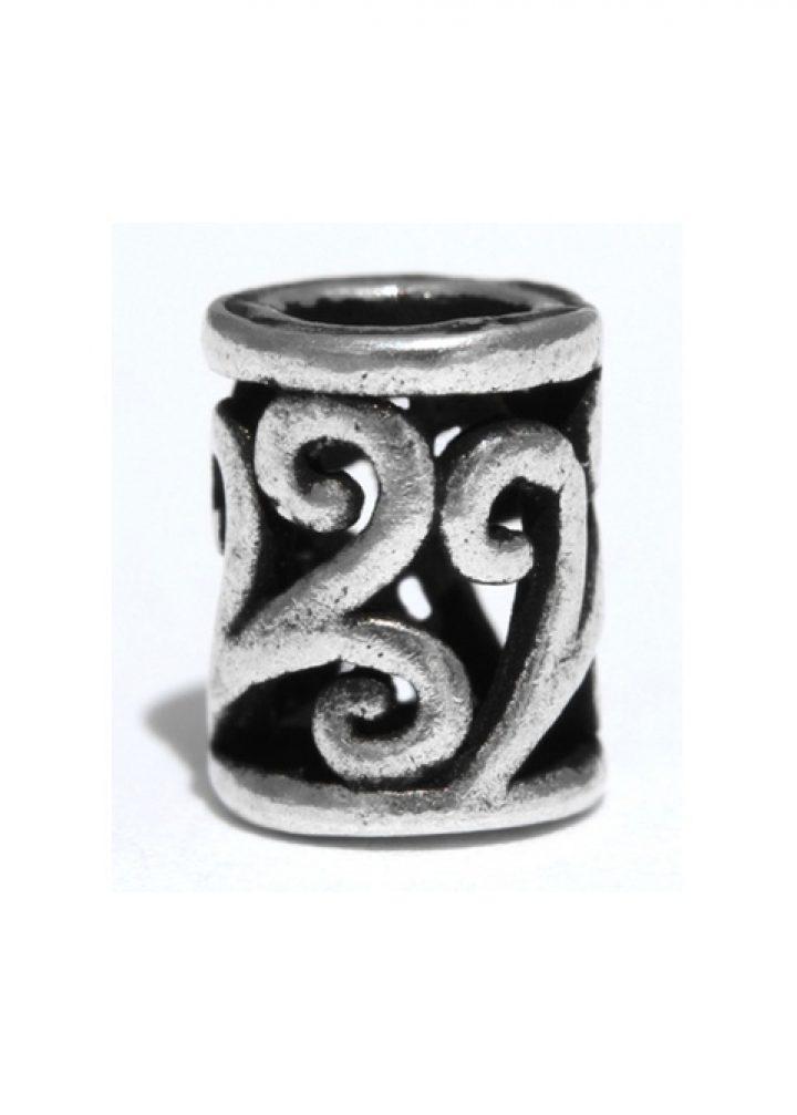 Baardkraal Keltisch zilver