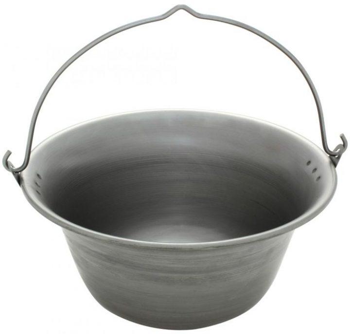 Goulash - Gluhwein - Heksen ketel 30 liter