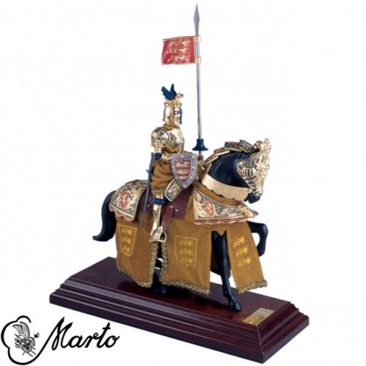 Koning Richard Leeuwenhart te Paard