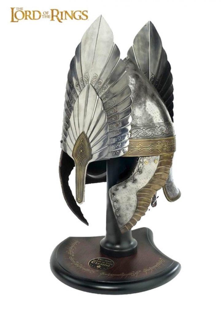 Herr der Ringe - Helm von König Elendil