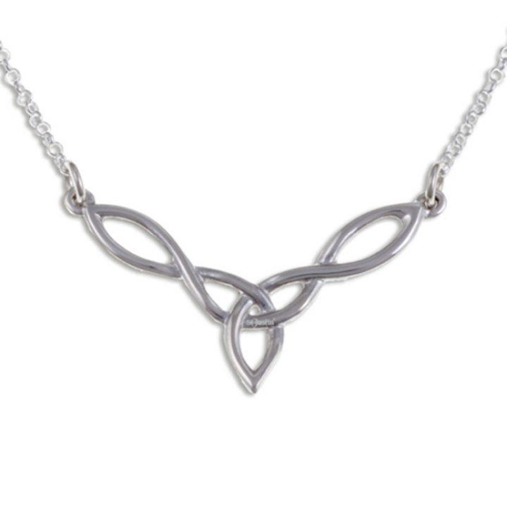 Love knot zilver hanger SJJSP-06