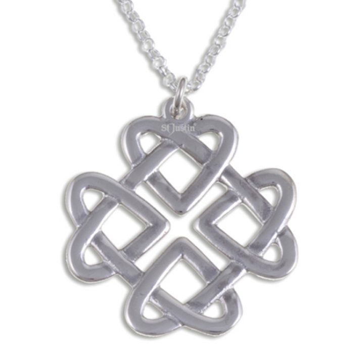 Celtic love knot hanger SJJSP-29