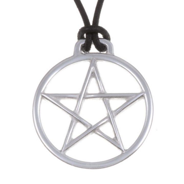Pentagram Circle hanger SJPN-42