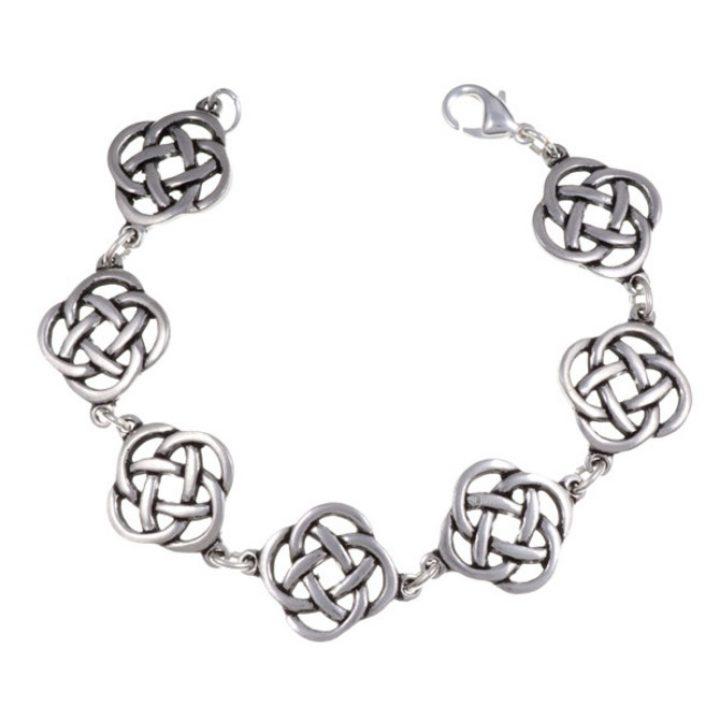 Square Knot Bracelet Large SJ-TB27L