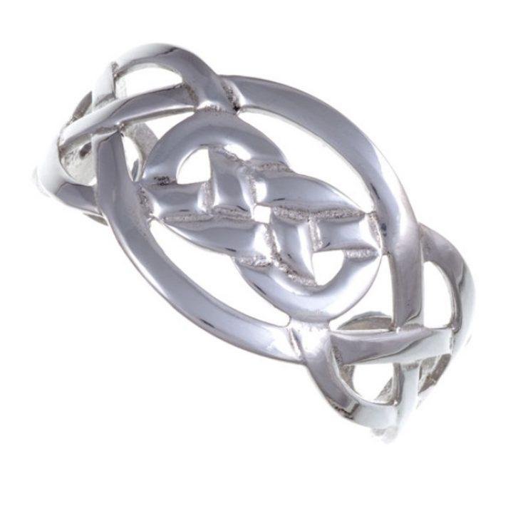 Wide Celtic Knot open SJ-TB103
