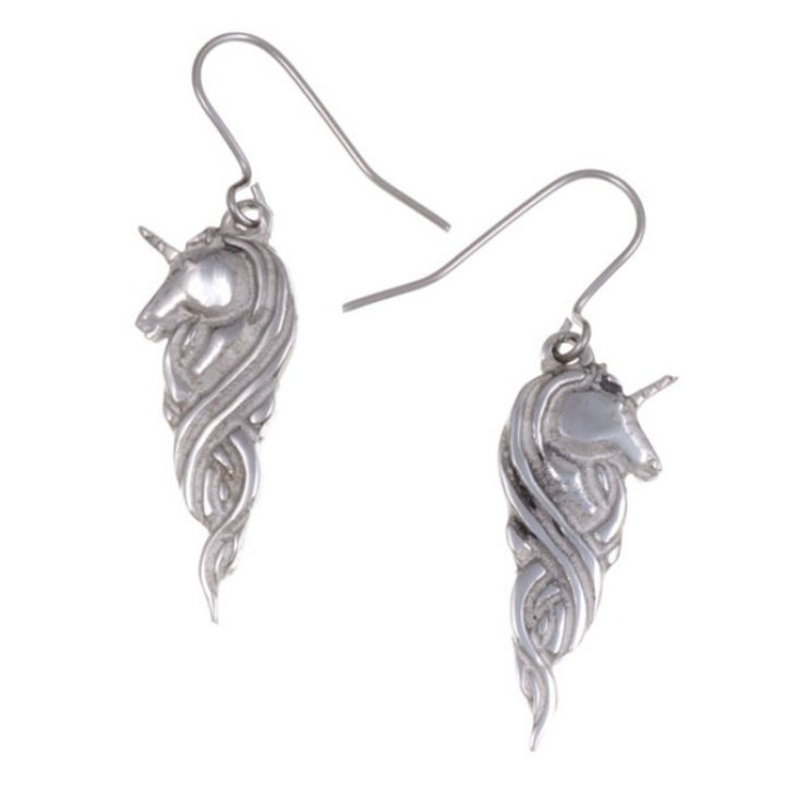 Unicorn drop earrings SJ-PE556