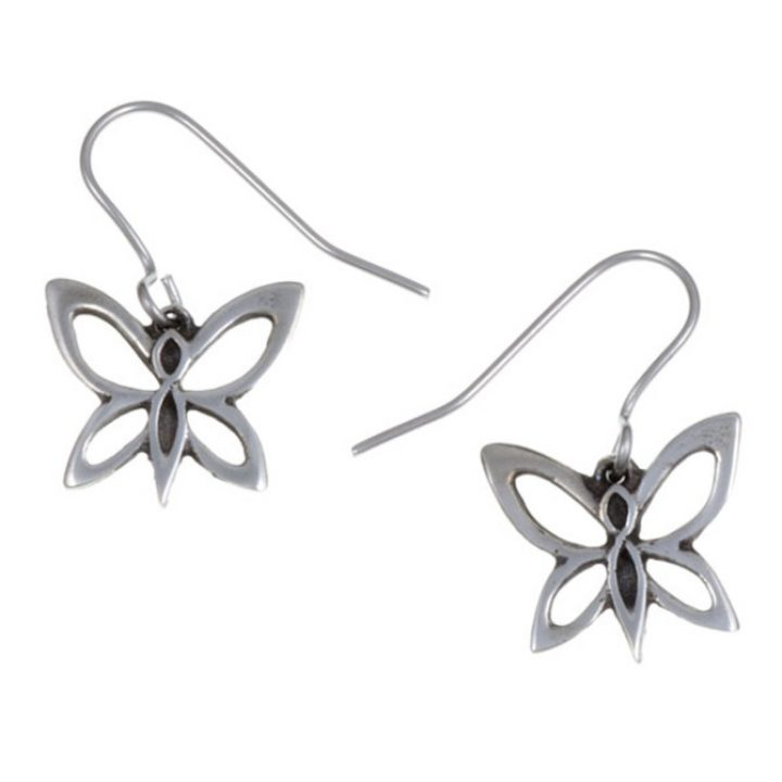 Butterfly drop earrings SJ-PE597