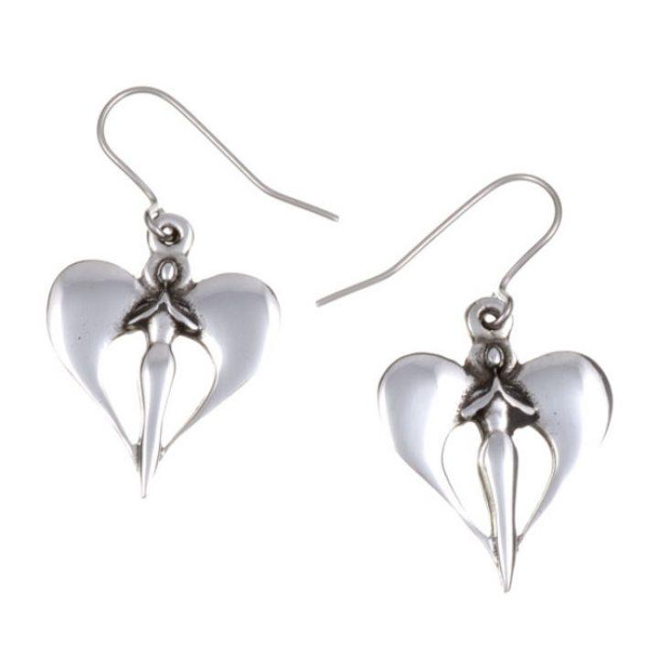 Angel drop earrings SJ-PE684