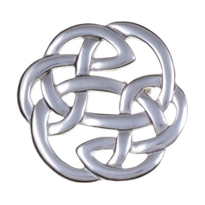 Lugh`s knot brooch small SJ-PB64