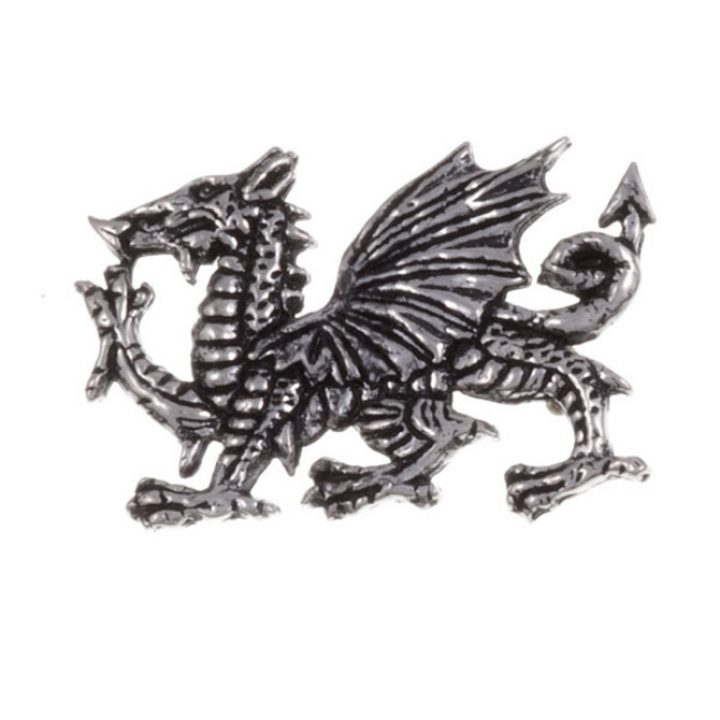 Welsh dragon brooch SJ-PB123