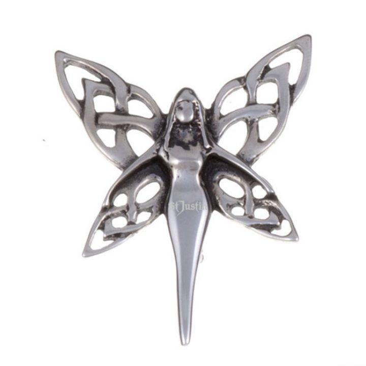 Celtic Fairy brooch SJ-PB612