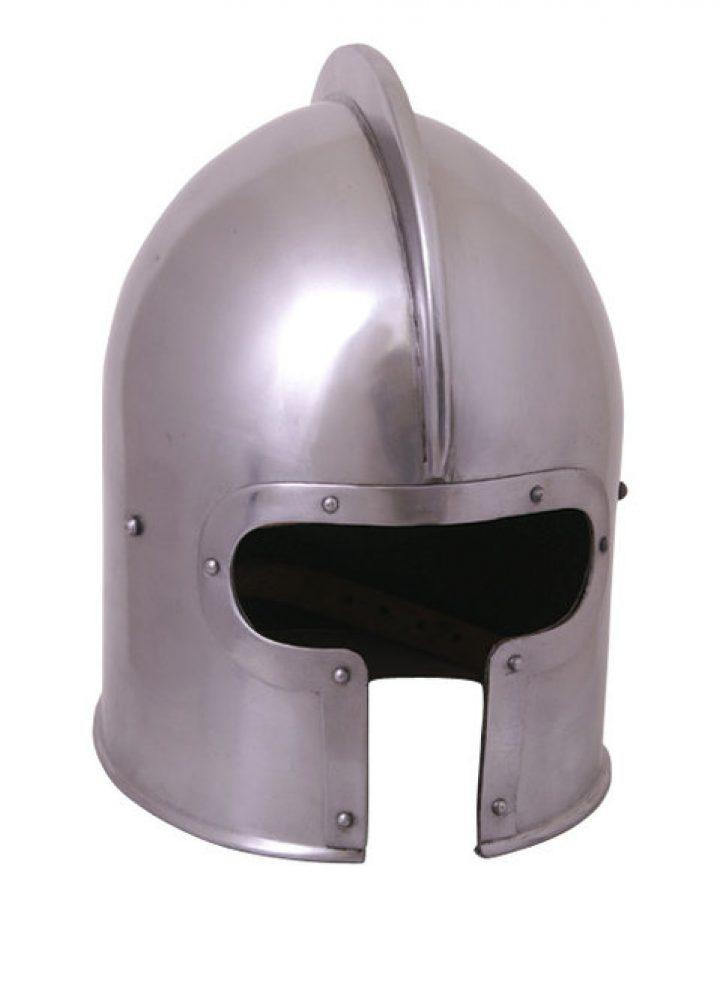 Barbuta Helm rond 1440 n. chr.