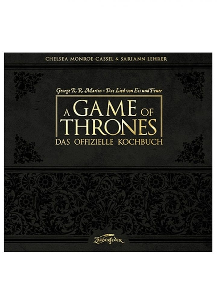 Game Of Thrones, offizielles Kochbuch